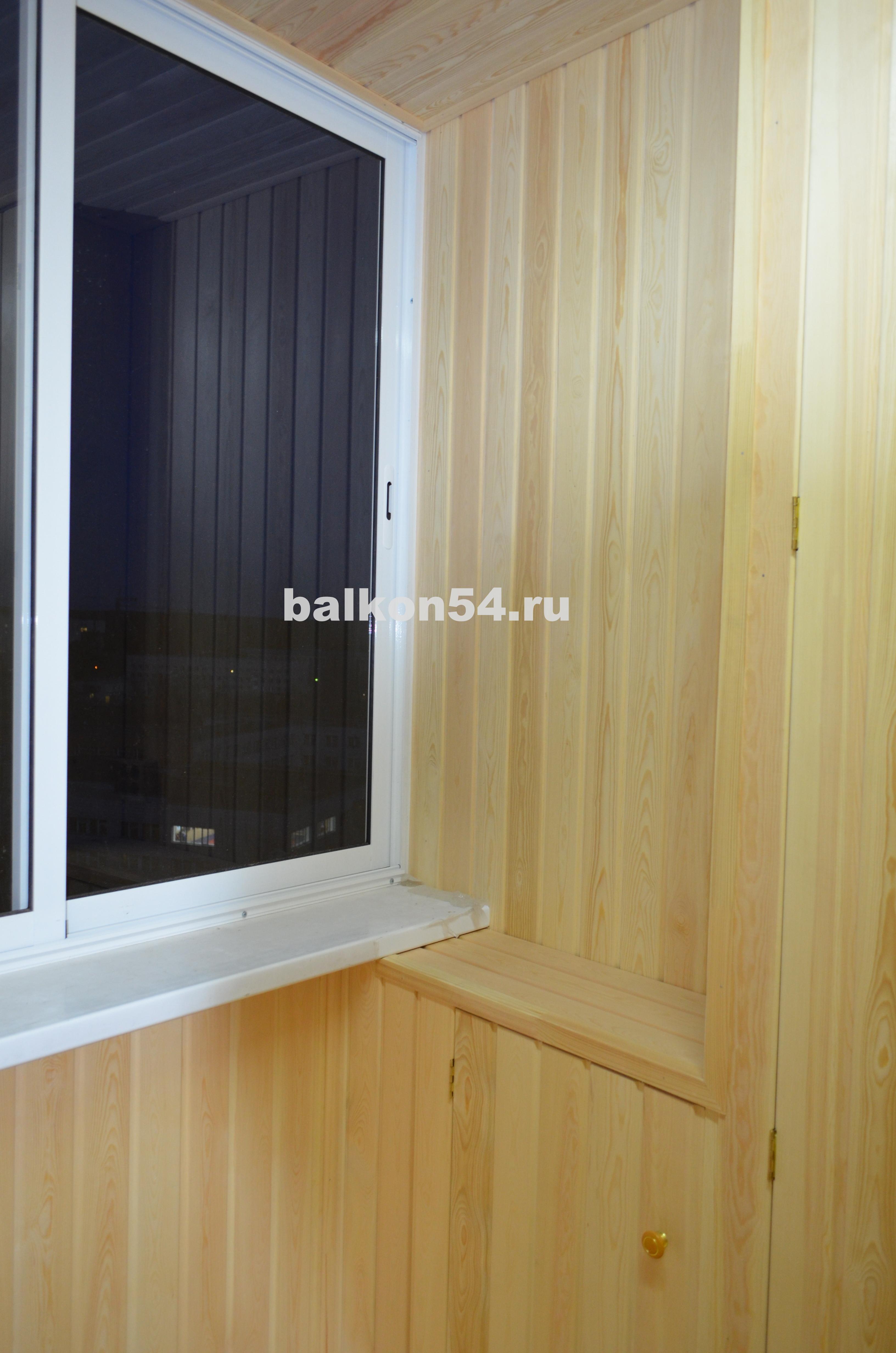 Встроенный шкаф на лоджию новосибирск.