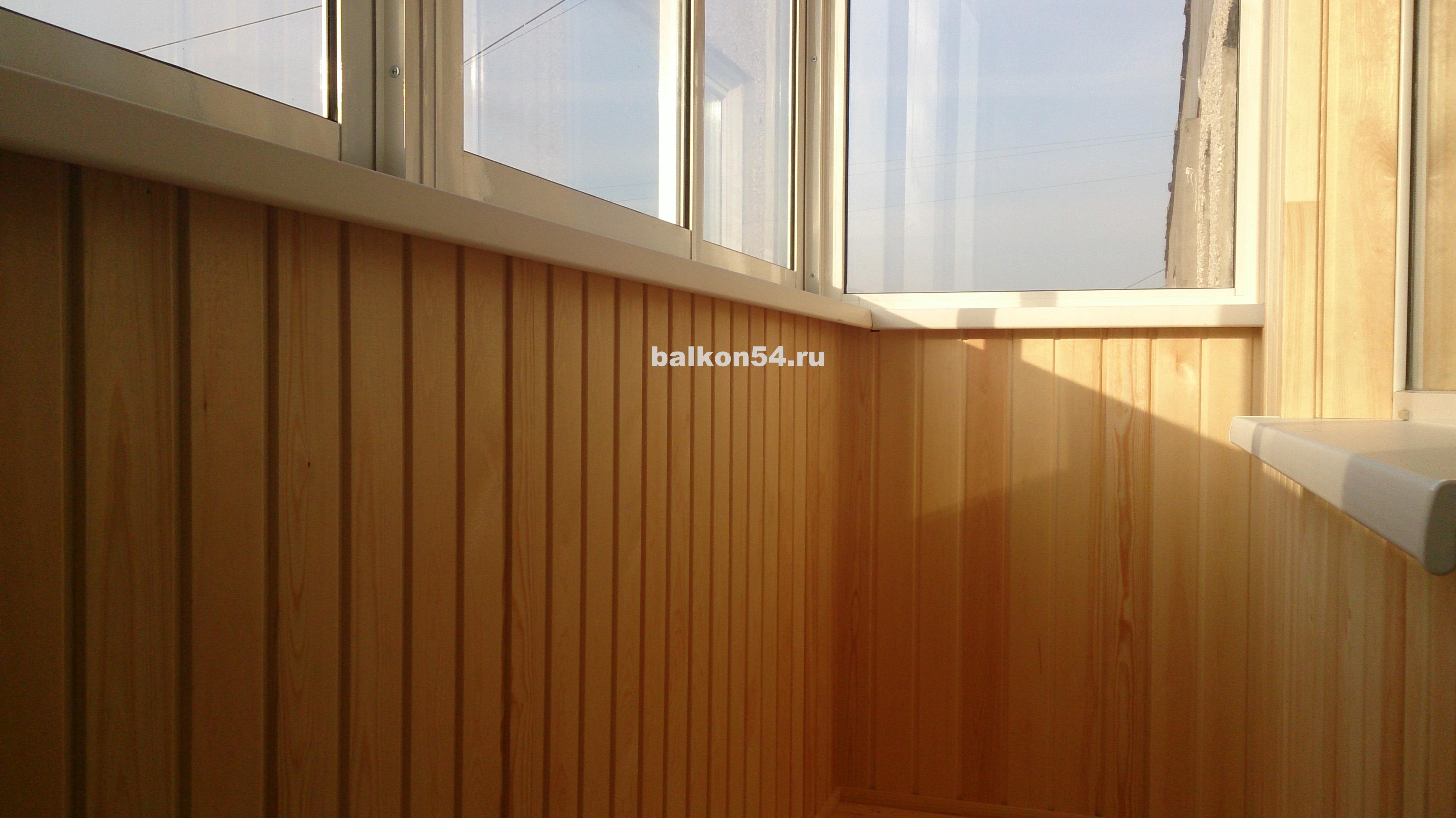 Отделка балконов своими руками в хрущевках