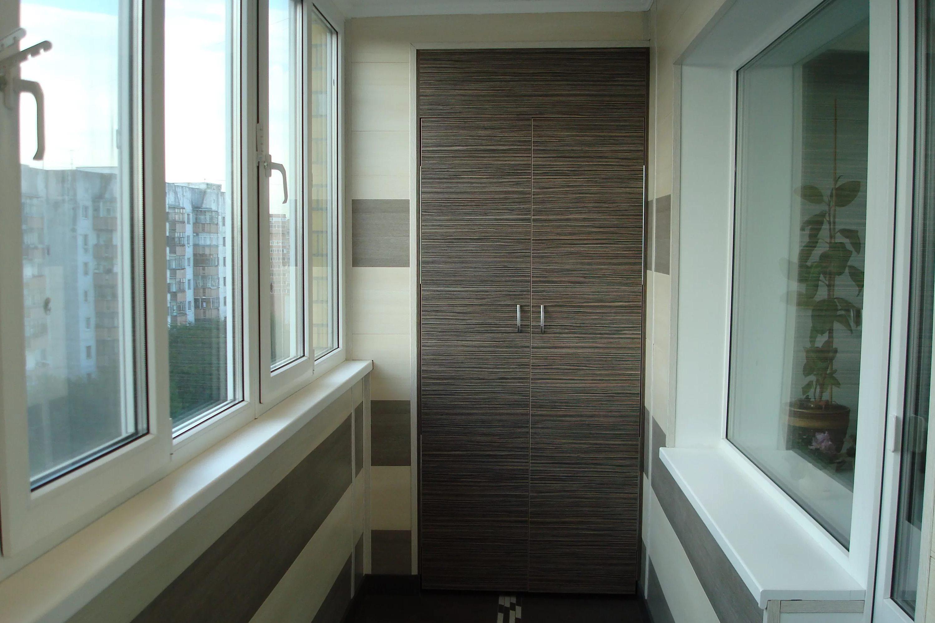 Обшивка балконов панелями мдф в новосибирске отделка лоджий .